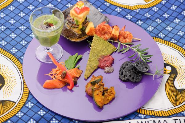 米粉と野菜の世界のお家ごはん5,000円コース