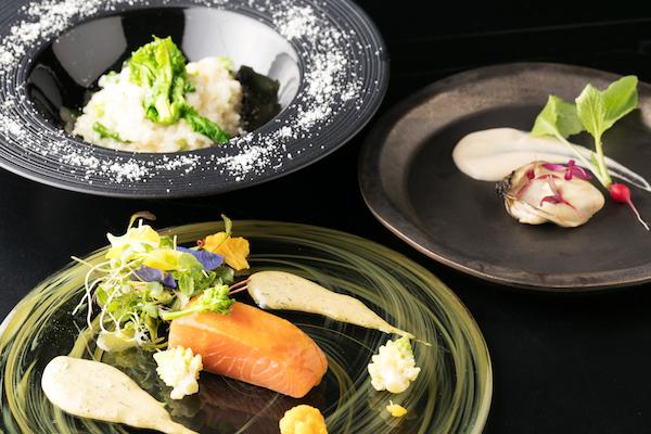 フランスの郷土料理を楽しめるコース5,500円コース(4名様から)