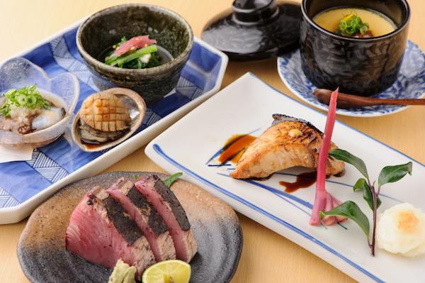 淡路島寿司懐石 10,000円コース(5名様まで対応可能)