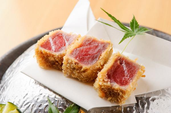 お寿司まで付いて満腹和食7,000円コース